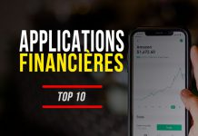 Applications mobiles en finance